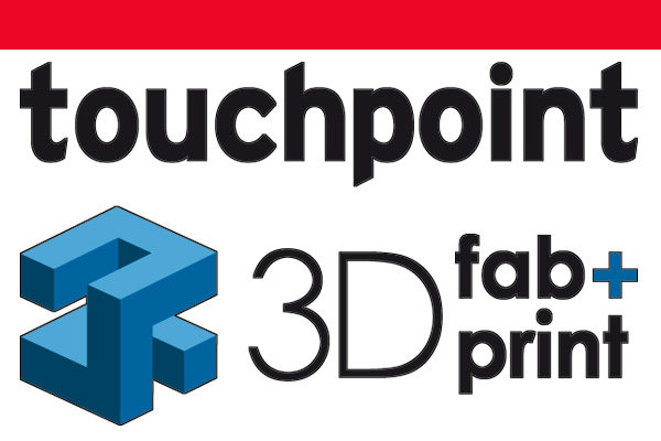 drupa touchpoint 3D fab+print